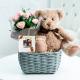 Baby Girl Basket gift