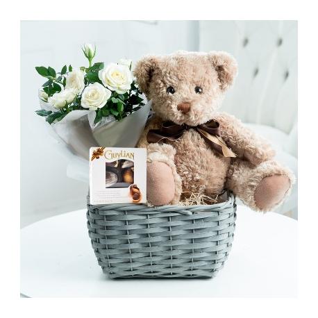 Baby Boy Basket gift