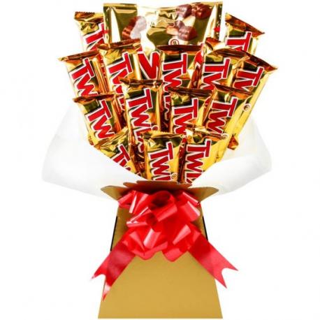 Twix Chocolate Bouquete