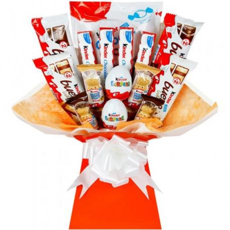 Kinder Surprise Chocolate Bouquete