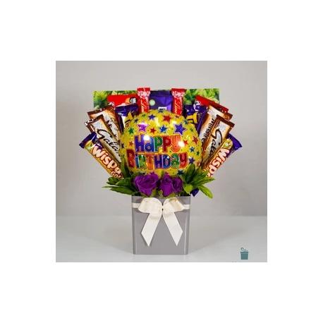Happy Birthday Chocolate Gift set