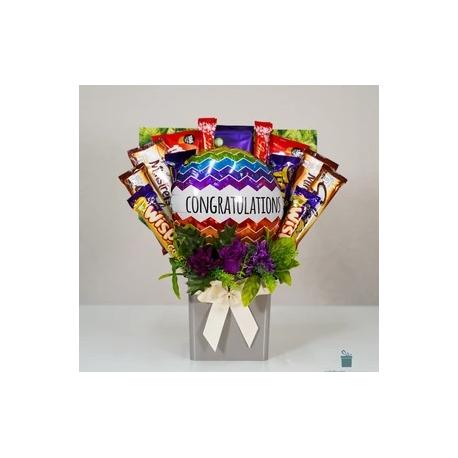 Congratulations  Chocolate Gift set