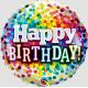 Birthday Rainbow Confetti