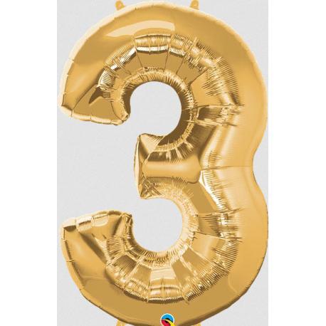 Three - Gold
