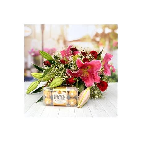 Lilies&Choco