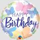 Birthday Foil Helium Balloons