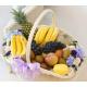 Fruits&Flowers Basket