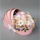 "Pink Roses,Chrysanthemum,Alstroemeria Bouquet ""Mila"""