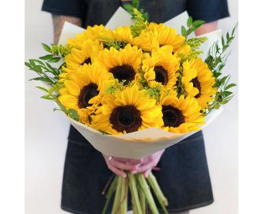 "Sunfwers Bouquet"" Clementina"""