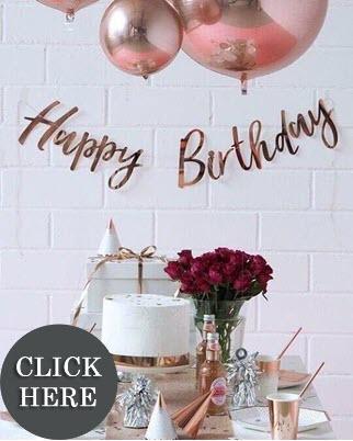 Birthday Flowers & Gifts