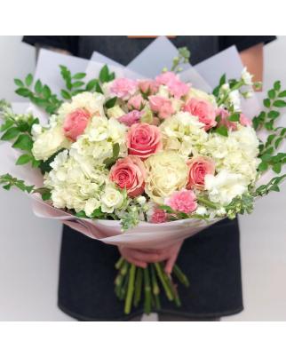 Newborn's Girl Bouquets