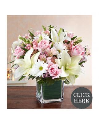 Miss You Flower Vases