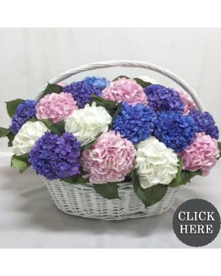Thank You Flower Baskets